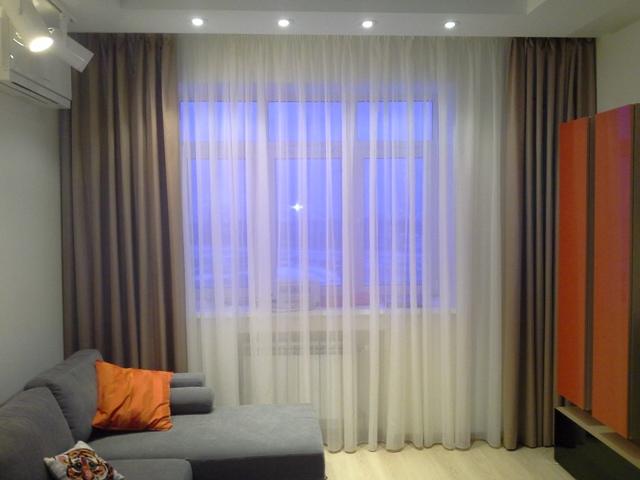 Фото штор в современном стиле модные шторы в кухню 65